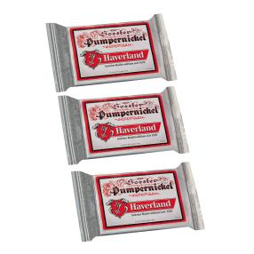 Haverland Soester Pumpernickel 3er Set
