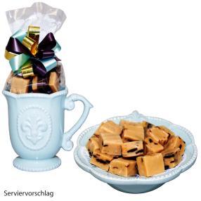 Royales Kaffeeset 2er Kaffeebecher u.Konfektschale