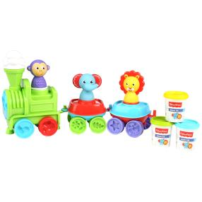 Fischer Price Train Dough Set