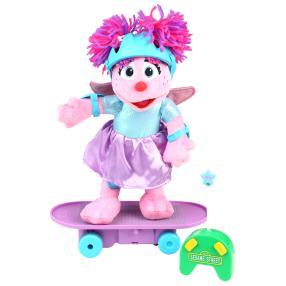 Sesamstraße Skate Abby Puppe