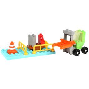 BOB der Baumeister Spielzeug Steckbausteine
