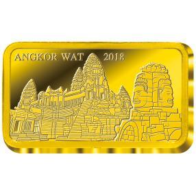 Goldbarren Angkor Wat