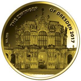 Gold Klassiker Dresdner Zwinger