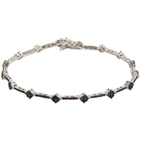 Armband 925 Sterling Silber Spinell