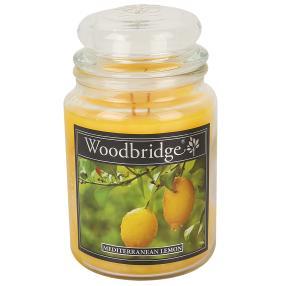 Woodbridge Duftkerze Mediterranean Lemon 565g