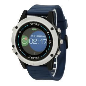 "Atlanta Smartwatch ""9714/5"" blau"