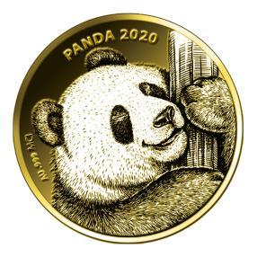 "Goldklassiker ""Panda 2020"""