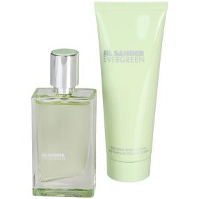 Jil Sander Evergreen Set EDT 30ml + Bodylotion 75m