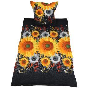 WinterDreams Bettwäsche 2-teilig, Sonnenblumen