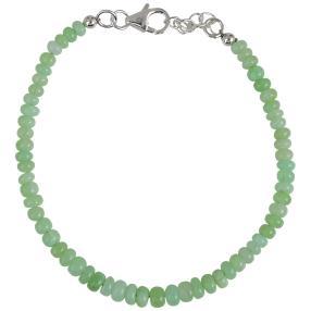 Armband Äthiopischer Opal mint