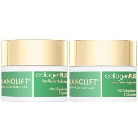Nanolift collagenPLUS Tages- und Nachtcreme Set