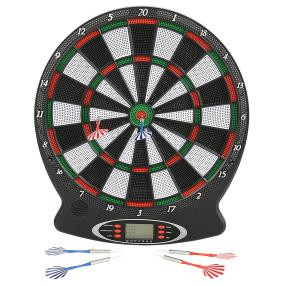 Elektronisches Dartboard 18 Spiele, New Sports