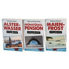 Paket Krimi - Küste 3 Bücher