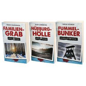 Paket Krimi - Westen 3 Bücher