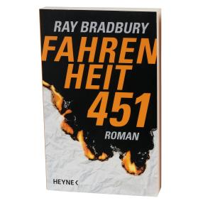 Buch - Fahrenheit 451