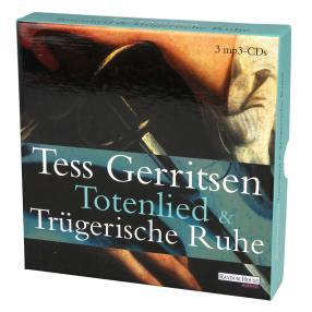 Hörbuch - Totenlied / Trügerische Ruhe