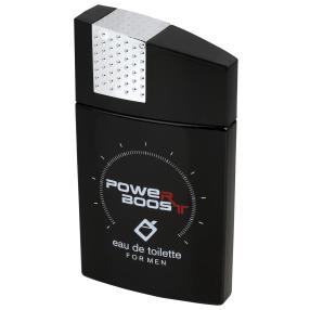 Power boost Eau de Toilette for men 100ml