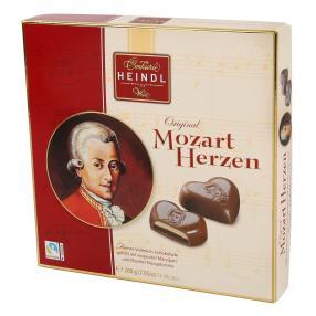 Heindl Mozart-Herzen 200 g