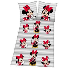 'Minnie Mouse' Bettwäsche, 2-teilig