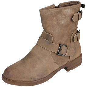 Damen Stiefeletten Fashion