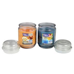 Duftkerzen-Set 2-teilig, fruchtig, 13 oz