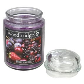 Woodbridge Duftkerze 'Sweet Berries', 565 g