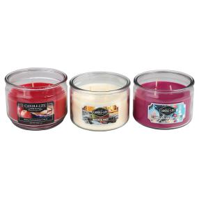 Candle-lite Duftkerzen 3er Set 'Winter'