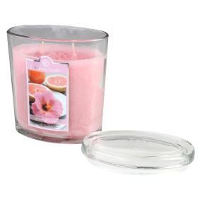 Colonial Candle Duftkerze Grapefruit-Hibiskus 22oz