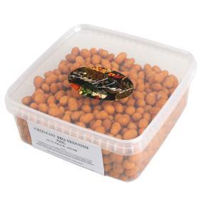 Crunchy Erdnüsse BBQ 750g
