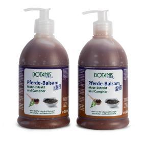 BOTANIS PFERDEBALSAM GEL PLUS Moorextrakt 2x500 ml