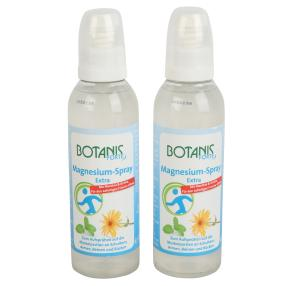 BOTANIS MAGNESIUM-ÖL Spray 2 x 150 ml