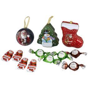 Weihnachtsbaum Behang Sortiment