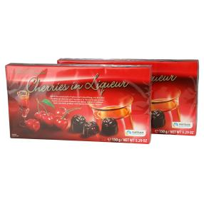 Maitre Truffot Cherries Liquer 2er Set