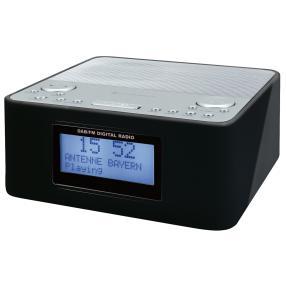 DAB+/UKW Uhrenradio