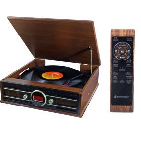 Stereo Plattenspieler mit DAB+