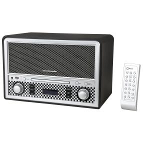 CD/MP3 Nostalgie DAB+/UKW Digitalradio mit Bluetoo