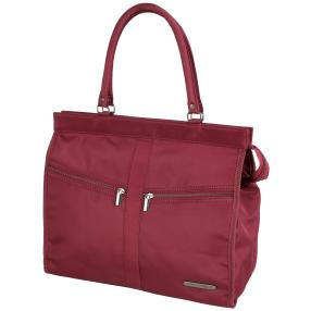 STEFANO® Shopper bordeaux