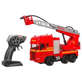 Racer R/C Feuerwehr mit L&S, 2.4GHz