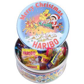 HARIBO Weihnachtsdose 500g