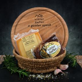 Kofler's Schinken-Käse-Brett