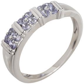 Ring 925 Sterlng Silber Tansanit