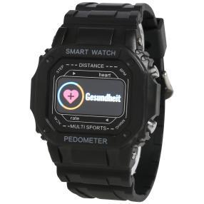 Jay-tech Outdoor Smartwatch SWi2, schwarz