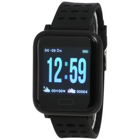 Jay-tech Fitness Tracker BT36G, schwarz