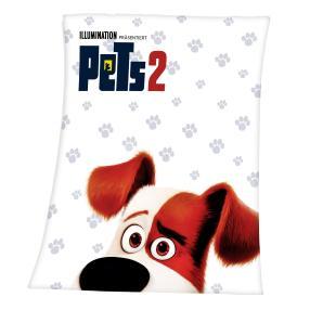 Fleece-Decke 'Pets 2'