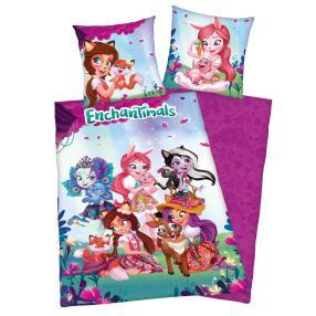Bettwäsche 'Enchantimals', 2-teilig
