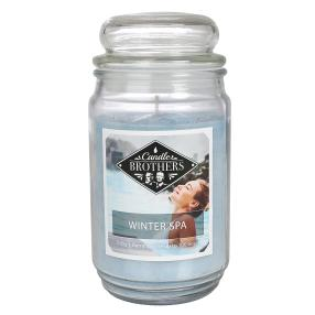 Candle-Brothers Duftkerze 'Winter Spa'