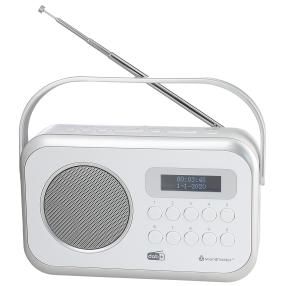 Digitalradio Premium Sound, weiß
