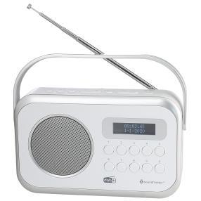 Digitalradio Premium Sound, weiß