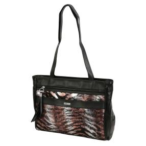 STEFANO® Shopper Animalprint
