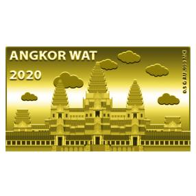 GB Angkor Wat 0,5 g
